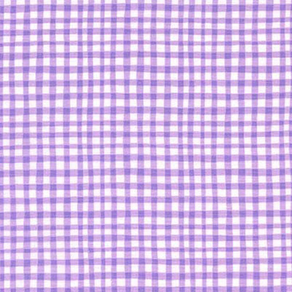GINGHAM PLAY - LILAC