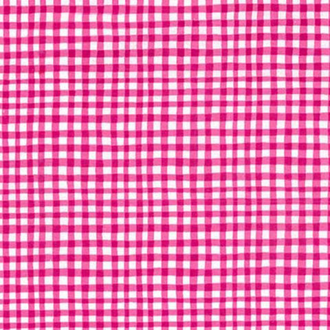 GINGHAM PLAY CX7161-MAGE-D  Magenta