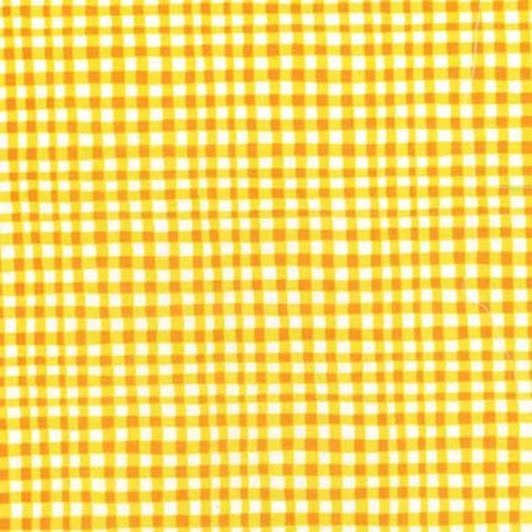 GINGHAM PLAY - MARIGOLD