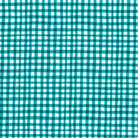 GINGHAM PLAY - MARINE