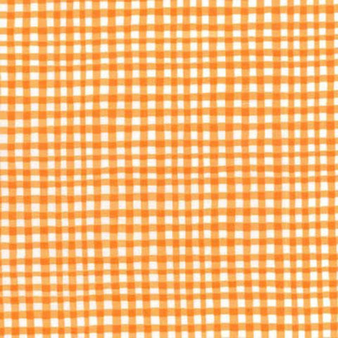 GINGHAM PLAY - PUMPKIN