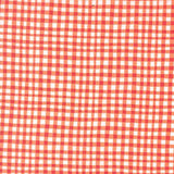 GINGHAM PLAY - TANGERINE
