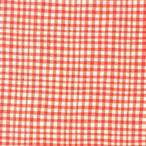 GINGHAM PLAY CX7161-TANG-D  Tangerine