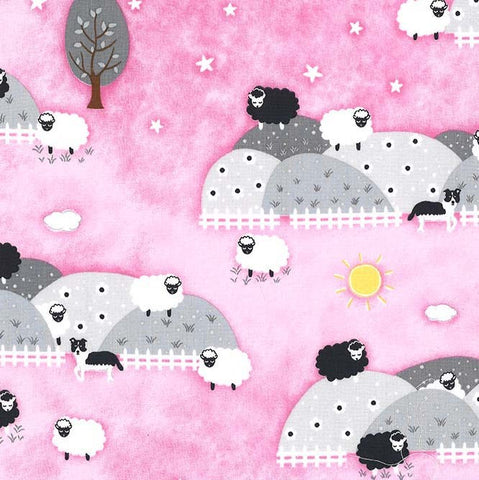 Counting Sheep Counting Sheep Girl-CX8368-GIRL-D