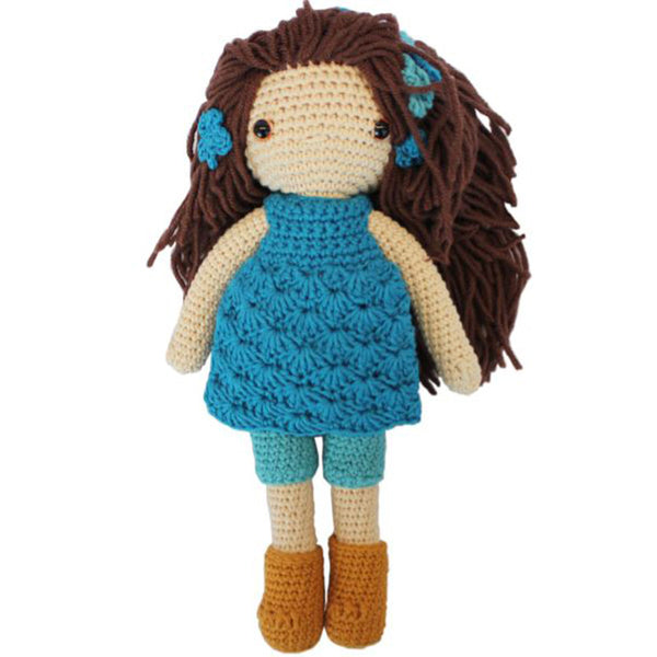 Free Project - Delightful Doll