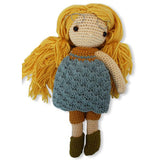Free Project - Delightful Doll with Golden Hair