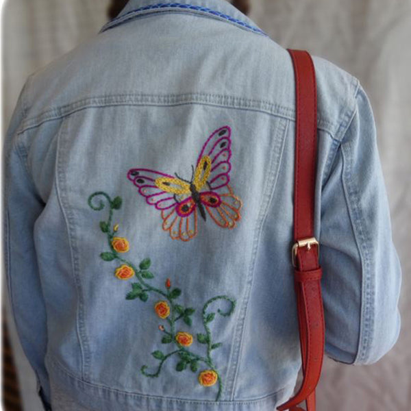 Free Project - Denim Jacket