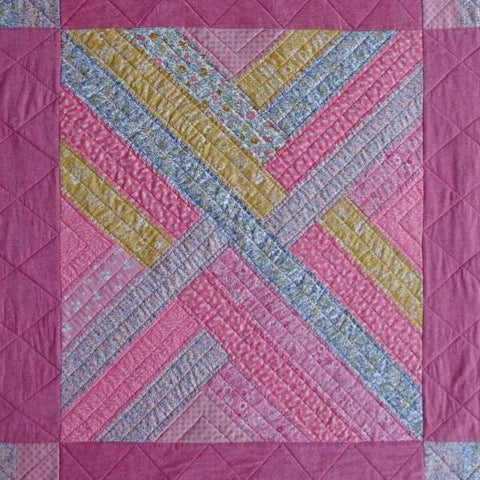 Free Project - English Garden Quilt