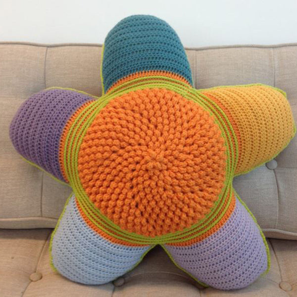 Free Project - Flower Pillow Pet