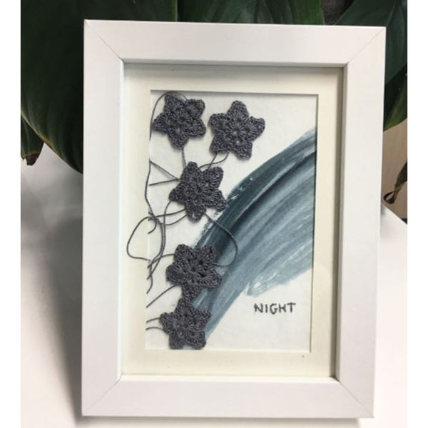 Free Project - Framed Stars Night