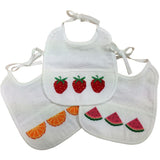 Free Project - Cotton Baby Bibs