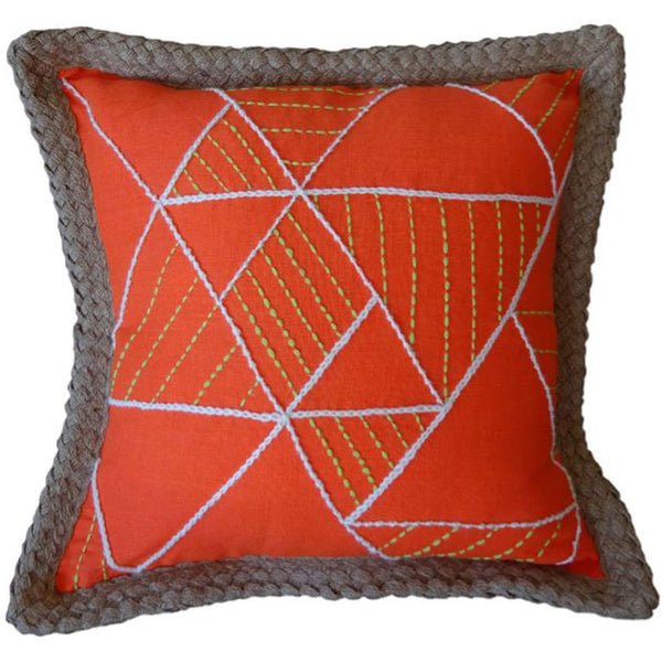 Free Project - Geometric Cushion