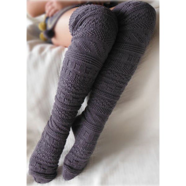 Free Project - Knee Highs