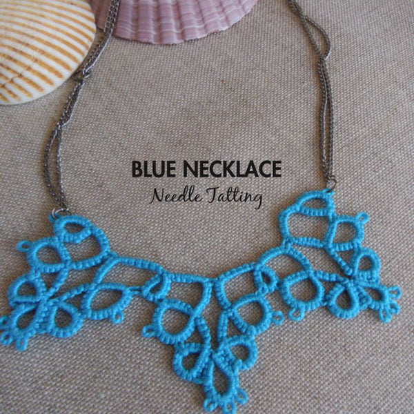 Free Project - Ocean Necklace