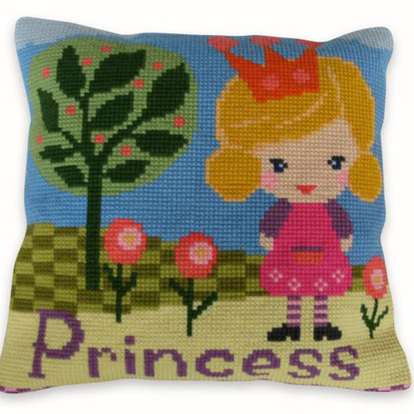 Free Project - Princess Cushion