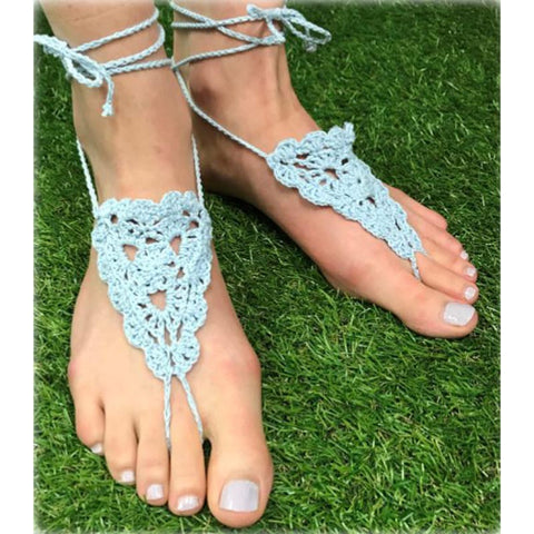 Free Project - Sea Breeze Barefoot Beach Sandals