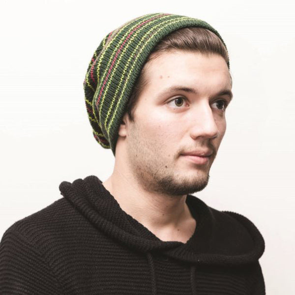 Free Project - Slouch Hat for Him