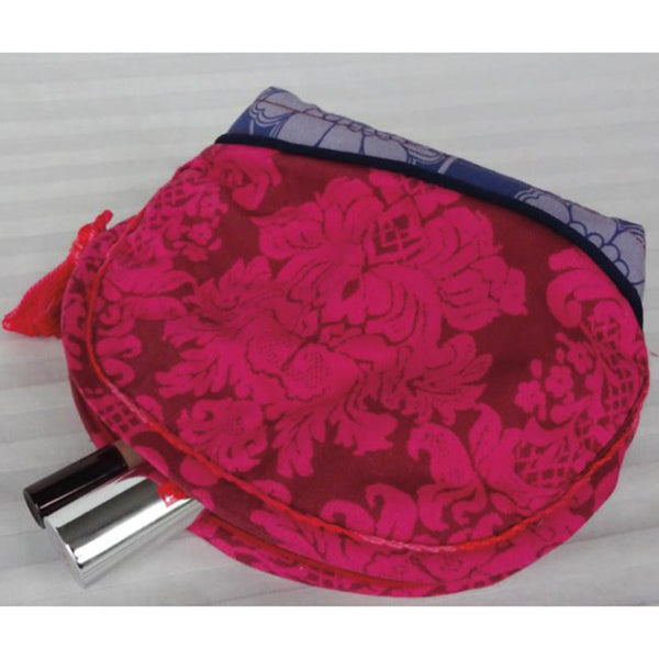 Free Project - Small Makeup Bag, Florence Broadhurst