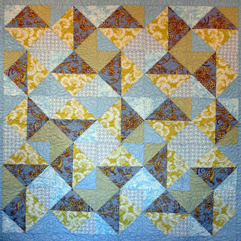 Free Project - Sunshine Quilt