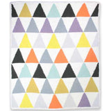 Free Project - Triangle Baby Blanket