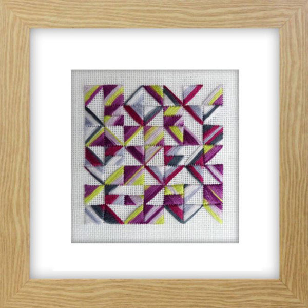 Free Project - Triangle Pattern