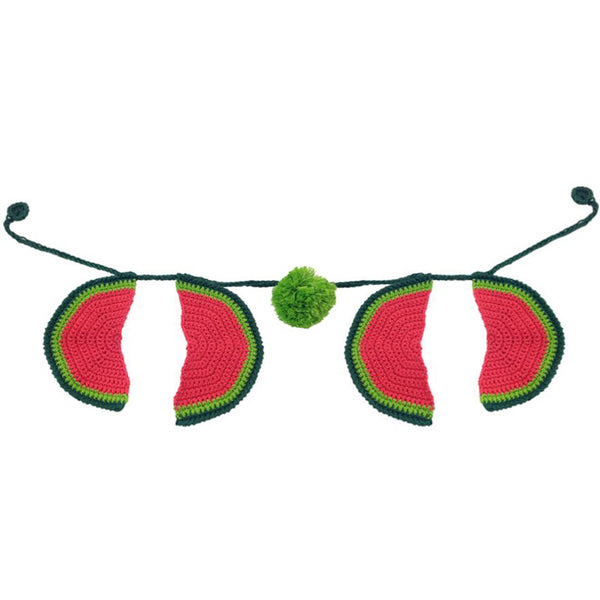 Free Project - Watermelon Bunting