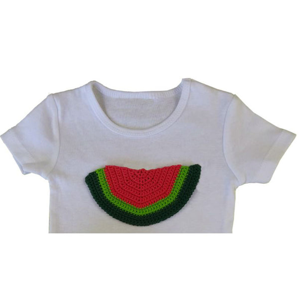 Free Project - Watermelon Slice