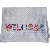 Free Project - Welcome Towel