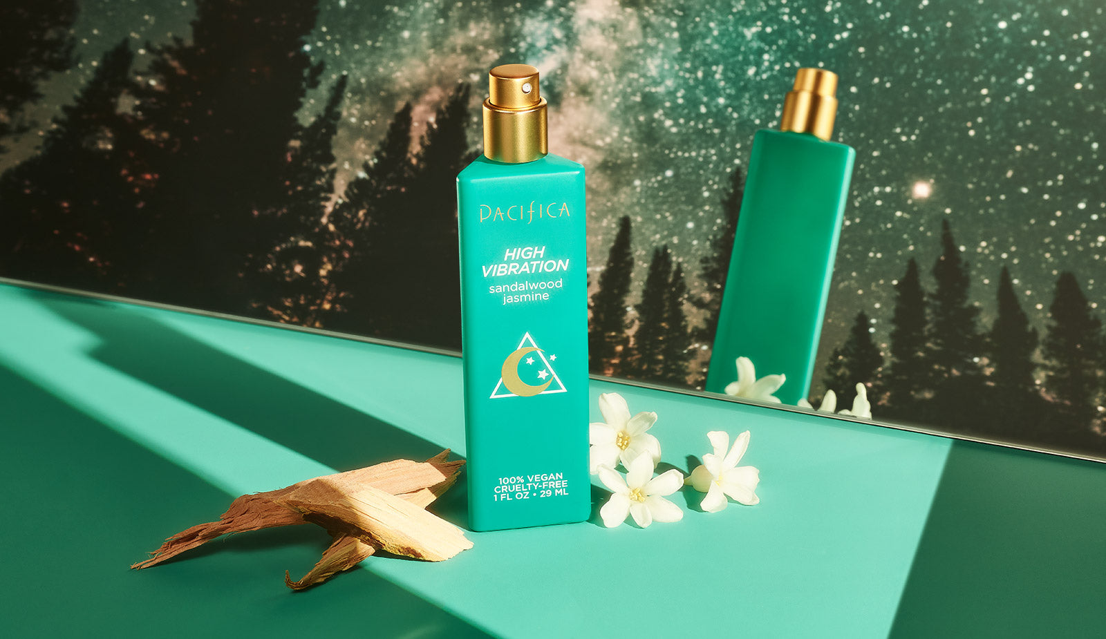 Natural Origins Perfume - High Vibrations