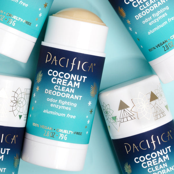 Coconut Cream Clean Deodorant-Bath & Body-Pacifica Beauty