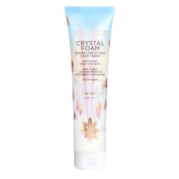 Crystal Foam Sparkling Clean Face Wash-Skin Care-Pacifica Beauty