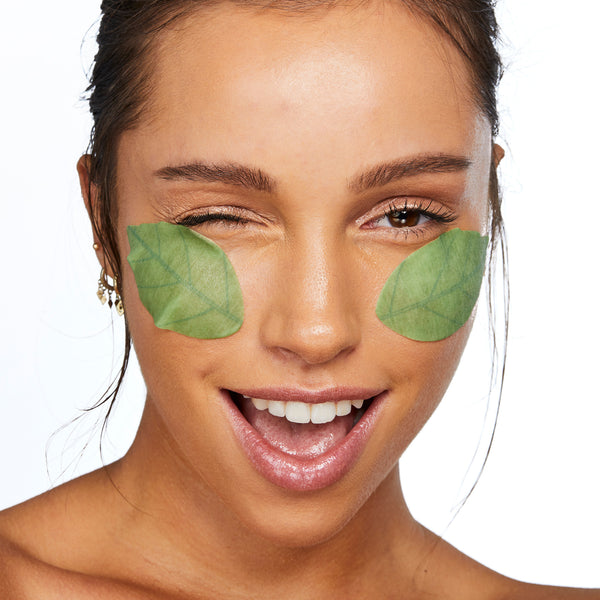 Leave Pretty Anti-Puff Eye Patches-Skin Care-Pacifica Beauty