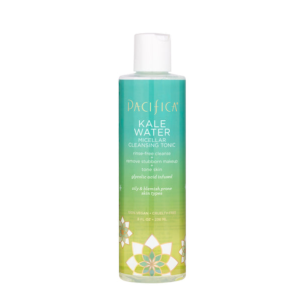 Kale Water Micellar Cleansing Tonic-Skin Care-Pacifica Beauty