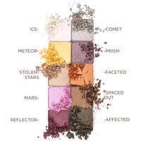 Crystal Matrix Mineral Infused Eyeshadows