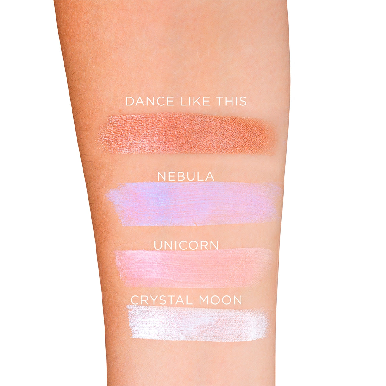Rainbow Crystals Liquid Mineral Strobe Multi-Use Highlighter