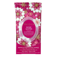Rose Water Makeup Removing Wipes