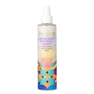 Himalayan Patchouli Berry Perfumed Hair & Body Mist