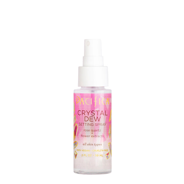 Crystal Dew Setting Spray-Makeup-Pacifica Beauty