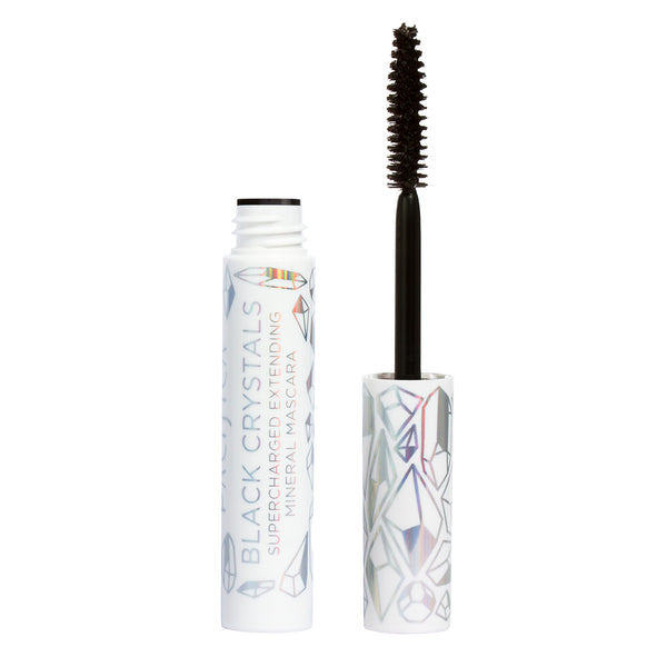 Black Crystals Supercharged Extending Mascara-Makeup-Pacifica Beauty
