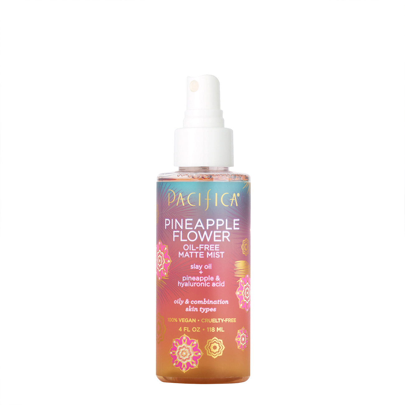 Pineapple Flower Oil-Free Matte Mist
