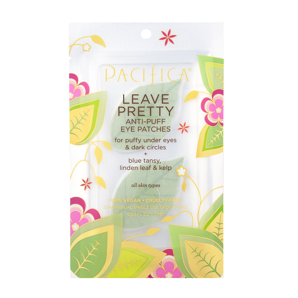 Leave Pretty Anti-Puff Eye Patches - Skin Care - Pacifica Beauty