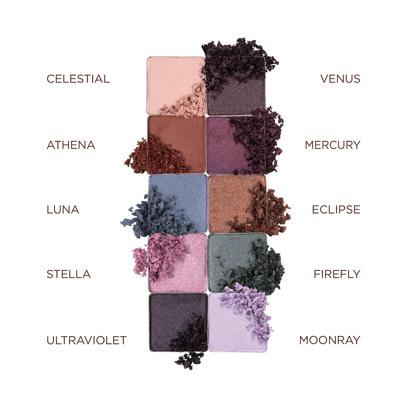 Moonflower Otherworldly Eyeshadows