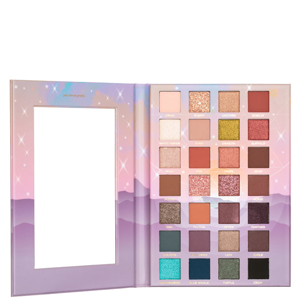 Animal Magic Eyeshadow Palette - Makeup - Pacifica Beauty