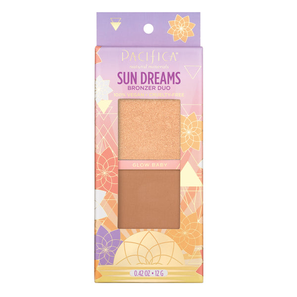 Sun Dreams Bronzer Duo-Makeup-Pacifica Beauty