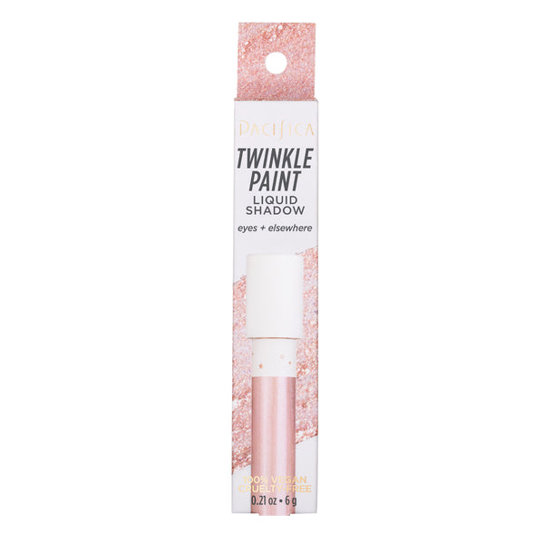 Twinkle Paint Liquid Shadow - Makeup - Pacifica Beauty