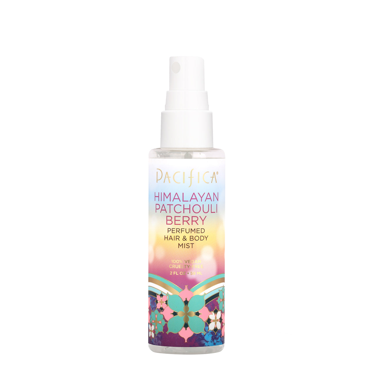 Himalayan Patchouli Berry Perfumed Hair & Body Mist (2 oz)