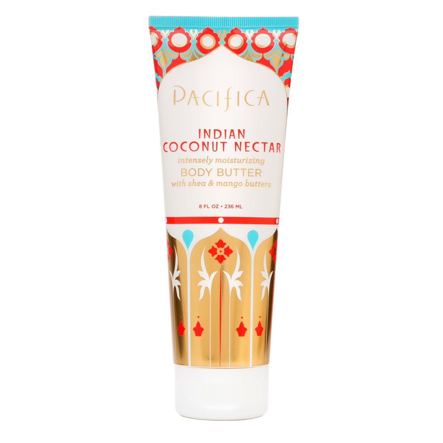 5d4ba10db6 Indian Coconut Nectar Body Butter Tube-Pacifica