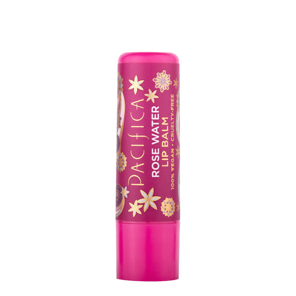 Rose Water Lip Balm - Skin Care - Pacifica Beauty
