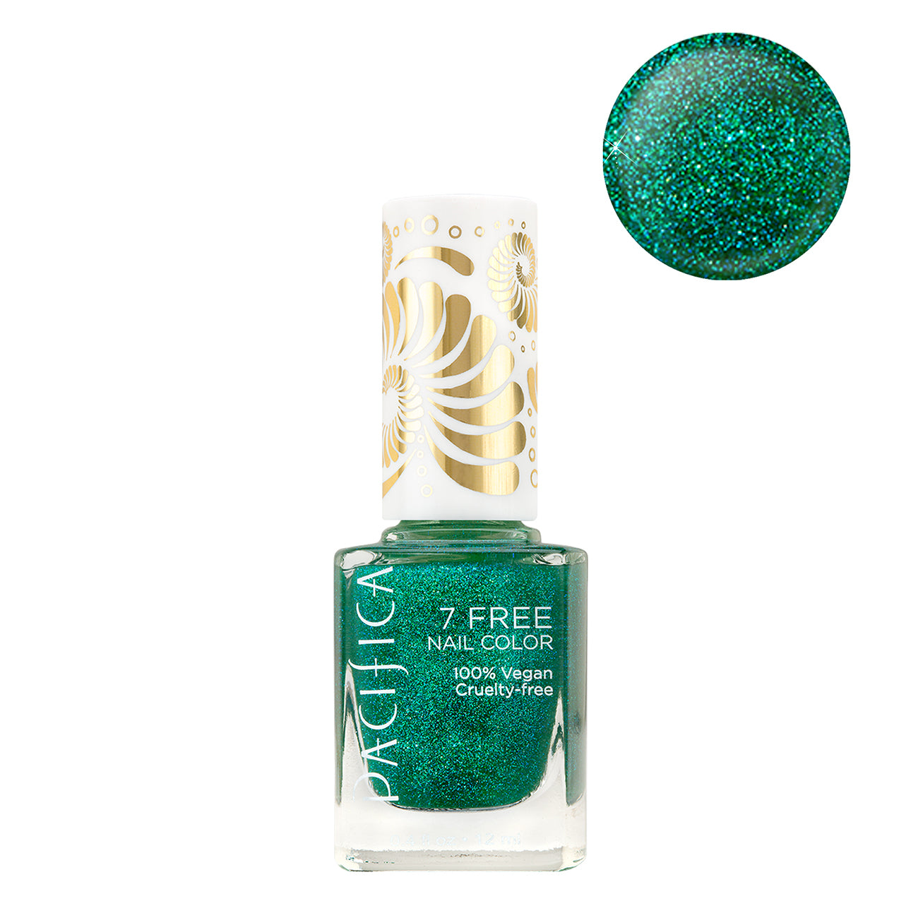 7 Free Nail Polish - Mermaid