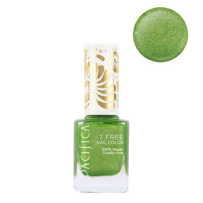 7 Free Nail Polish - Sea Monster